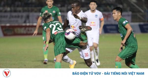 Lịch thi đấu vòng 2 V-League 2021: HAGL gặp khó | VOV.VN