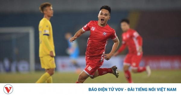 Hải Phòng thắng kịch tính Nam Định theo kịch bản khó tin | VOV.VN