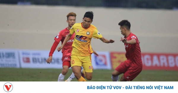 V-League 2021 tạm dừng từ vòng 4