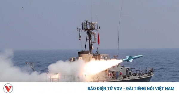 Iran thông báo tập trận tên lửa lớn ở Biển Oman | VOV.VN