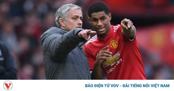 Rashford: Mourinho đã dạy cầu thủ MU cách kiếm phạt đền    VOV.VN