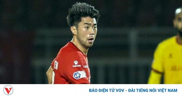 Lee Nguyễn ghi dấu ấn, CLB TPHCM đánh bại Hà Tĩnh | VOV.VN