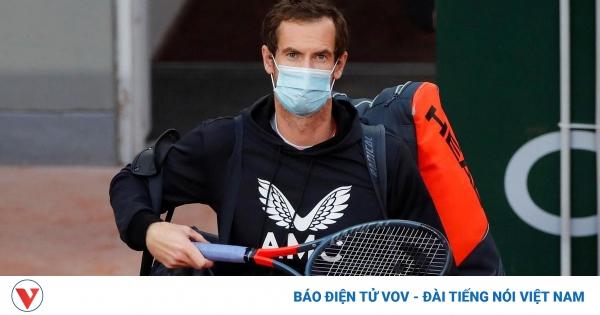 Andy Murray mắc Covid-19 ngay trước Australian Open 2021 | VOV.VN