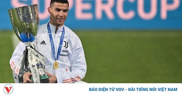 Ronaldo ghi bàn nhiều nhất lịch sử bóng đá thế giới | VOV.VN