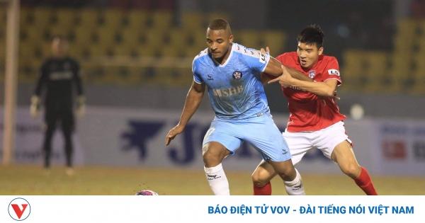Rafaelson ghi bàn, Đà Nẵng đánh bại Than Quảng Ninh | VOV.VN