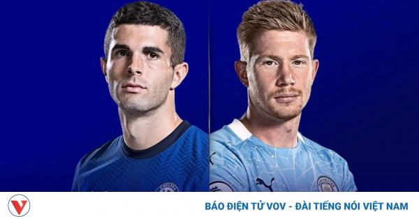 Lịch thi đấu bóng đá hôm nay (3/1/2021): Tâm điểm Chelsea - Man City    VOV.VN