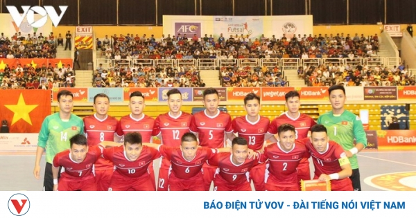 ĐT Futsal Việt Nam có thể được chọn dự World Cup nếu giải châu Á bị hủy    VOV.VN