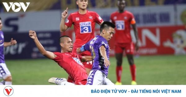 Lịch thi đấu vòng 3 V-League 2021: Tâm điểm Hải Phòng - Hà Nội FC | VOV.VN