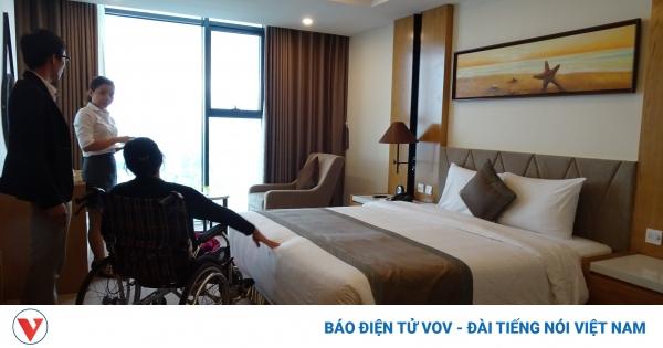 Chật vật làm tour du lịch cho người khuyết tật | VOV.VN - kết quả xổ số ninh thuận
