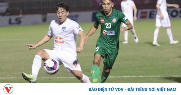 HLV Kiatisuk động viên các học trò sau trận thua Sài Gòn FC | VOV.VN