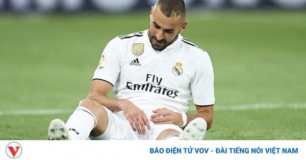 Real Madrid dùng đội hình