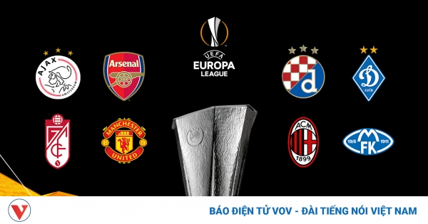 Điểm danh 16 đội bóng giành vé vào vòng 1/8 Europa League 2020/2021 | VOV.VN