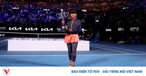 Tay vợt nữ Nhật Bản lần thứ 2 vô địch Australian Open  | VOV.VN