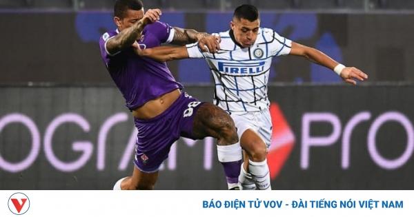 Người cũ MU tỏa sáng, Inter tạm chiếm ngôi đầu Serie A  | VOV.VN
