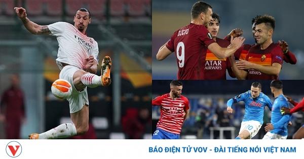 2 đại diện Serie A đe dọa giấc mơ vô địch Europa League của MU