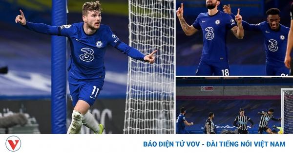Thắng trận thứ 4 liên tiếp, Chelsea trở lại top 4 Ngoại hạng Anh    VOV.VN