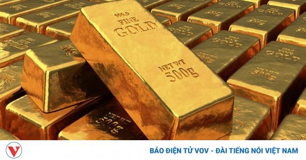 Giá vàng trong nước và thế giới cùng giảm nhẹ   VOV.VN