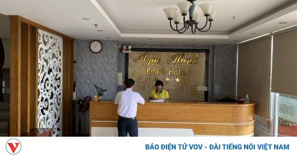 Hơn 70% khách từ vùng có dịch đã hủy khách sạn ở Vũng Tàu | VOV.VN