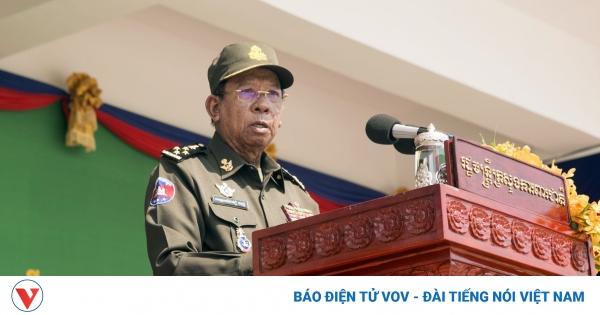 Campuchia hoãn tập trận Rồng vàng với Trung Quốc   VOV.VN