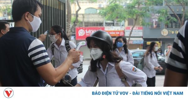 Sở GD-ĐT Hà Nội yêu cầu các trường chuẩn bị sẵn sàng đón học sinh trở lại học | VOV.VN