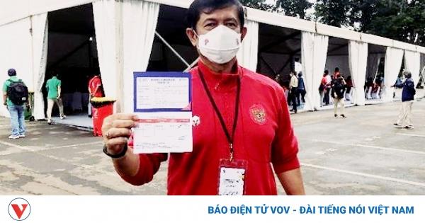 Bại tướng của HLV Park Hang Seo được tiêm vaccine Covid-19 | VOV.VN
