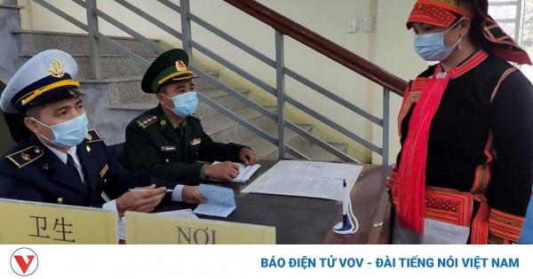 Lai Châu xử lý nghiêm các trường hợp không đeo khẩu trang, khai báo y tế không trung thực | VOV.VN