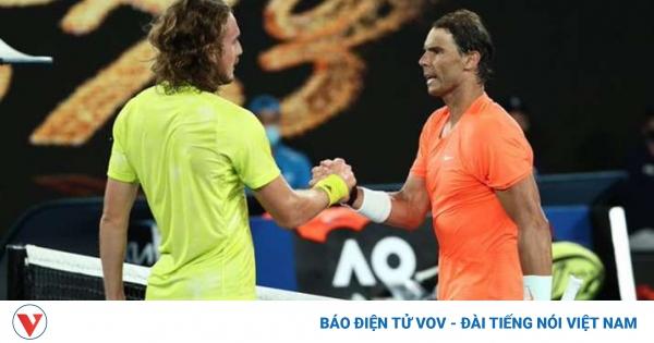 Thua ngược tài năng trẻ, Nadal dừng bước ở tứ kết Australian Open 2021 | VOV.VN