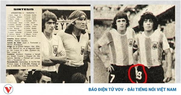 Ngày này năm xưa: Huyền thoại Maradona ra mắt ĐT Argentina  | VOV.VN
