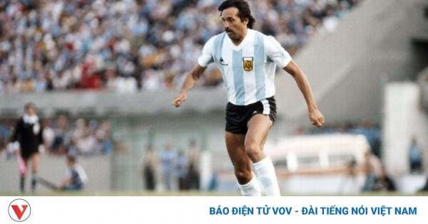 Người hùng của Argentina tại World Cup 1978 qua đời vì mắc Covid-19 | VOV.VN
