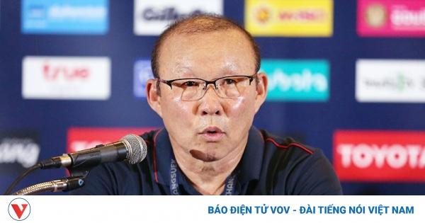 Lãnh đạo VFF bất ngờ nói về hợp đồng của HLV Park Hang Seo | VOV.VN