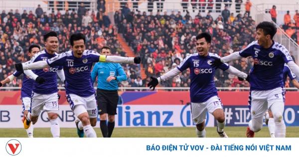 Ngày này năm xưa: Hà Nội FC tạo nên trận cầu