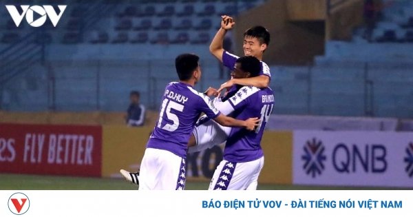Ngày này năm xưa: Hà Nội FC tạo nên kỷ lục ở giải đấu châu Á  | VOV.VN