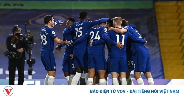 Thắng dễ Everton, Chelsea nối dài mạch bất bại  | VOV.VN - mega 645