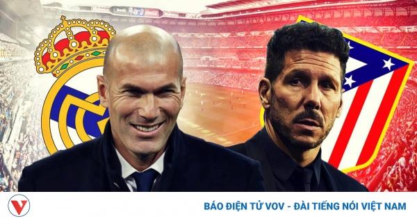Real Madrid sẽ thắng Atletico Madrid nhờ đòn tâm lý của Zidane?