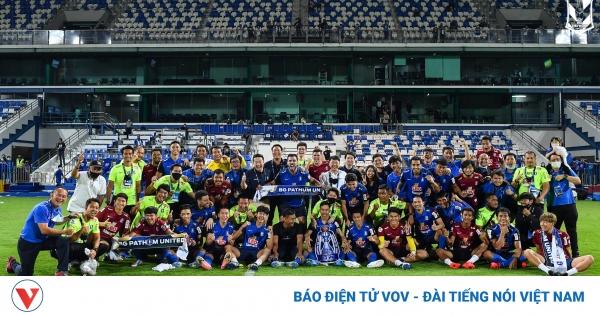Cựu tiền vệ HAGL giúp đối thủ của Viettel vô địch Thai League sớm 6 vòng  | VOV.VN