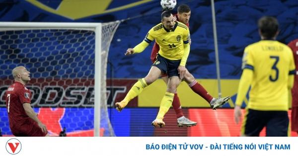 Ibrahimovic tỏa sáng ngay ngày trở lại ĐT Thụy Điển  | VOV.VN