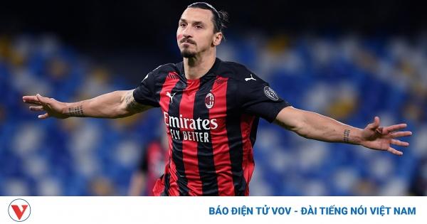 Ibrahimovic lỡ cuộc đối đầu với MU vì chấn thương  | VOV.VN