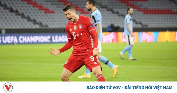 Tường thuật Bayern Munich 2-1 Lazio: Lượt về vòng 1/8 Champions League