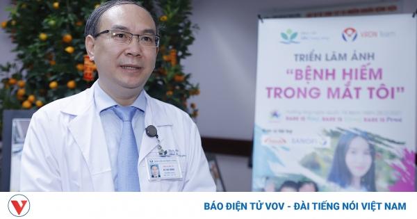 Việt Nam có khoảng hơn 6 triệu người mắc bệnh hiếm | VOV.VN