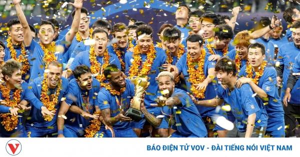 Đội bóng ĐKVĐ Trung Quốc giải thể, Viettel được lợi ở AFC Champions League  | VOV.VN