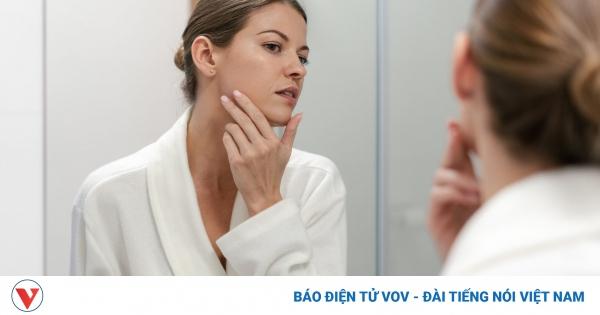 Dấu hiệu bệnh khôn lường thể hiện trên khuôn mặt bạn | VOV.VN