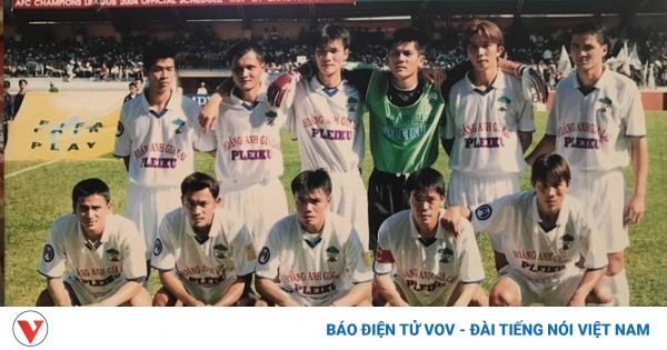 Ngày này năm xưa: HAGL làm nên lịch sử cho bóng đá Việt Nam  | VOV.VN