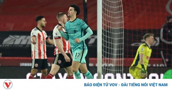 Bảng xếp hạng Ngoại hạng Anh mới nhất: Tiếc cho MU, Liverpool áp sát tốp 4 | VOV.VN