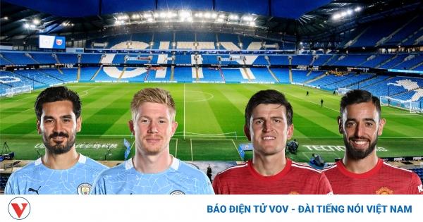 Xem trực tiếp Man City vs MU: Vòng 27 Ngoại hạng Anh 2020/2021