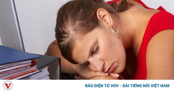 11 thói quen làm chậm tốc độ trao đổi chất, khiến bạn không thể giảm cân | VOV.VN
