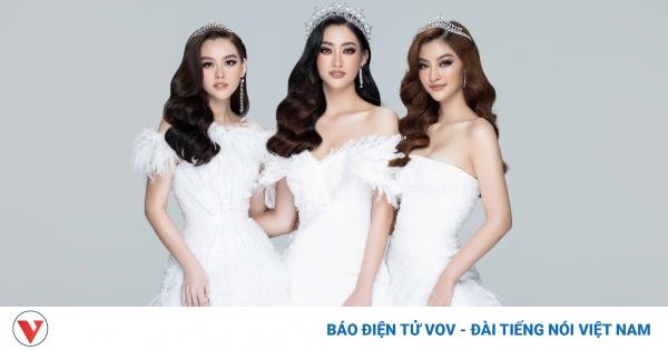 Nhan sắc Top 3 Miss World Vietnam 2019 sau gần 2 năm đăng quang | VOV.VN