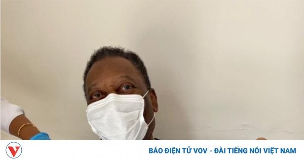 Huyền thoại bóng đá Pele được ưu tiên tiêm vaccine ngừa Covid-19  | VOV.VN