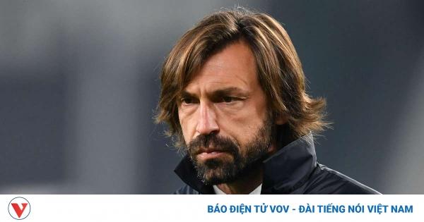 HLV Andrea Pirlo không sợ bị Juventus sa thải