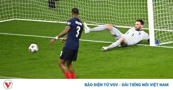 Trung vệ PSG phản lưới, ĐT Pháp bị Ukraine cầm chân ngày ra quân vòng loại World Cup 2022  | VOV.VN