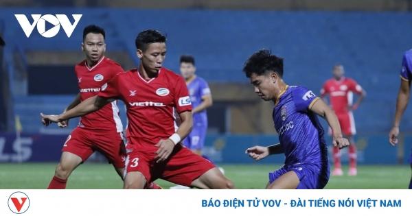 V-League trở lại: Viettel đối mặt lịch thi đấu dày như Man City  | VOV.VN